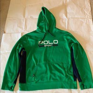 POLO SPORT RALPH LAUREN Men's  Hood Size XL Nice